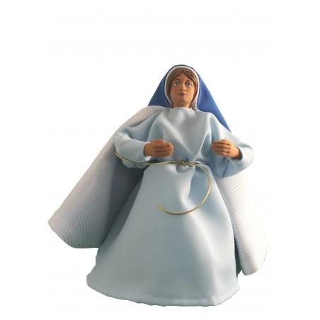 Jésus NΓ5 sur paille (Bastien)