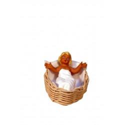 Jésus N°9 sur paille (Kévin)