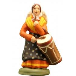 Tambourin Femme