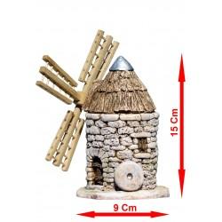 Moulin Fixe Petit Modèle