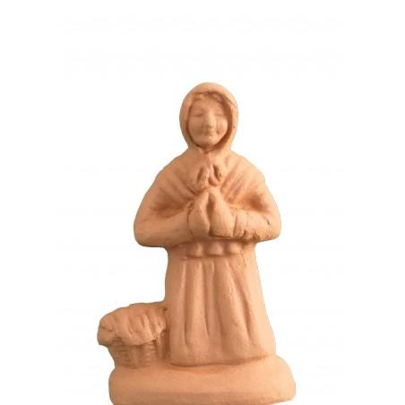 Jésus N°2 sur paille (serie 7cm)