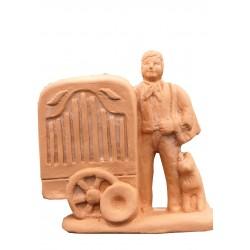 Homme à l'orgue