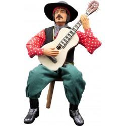 Gitan à la Guitare