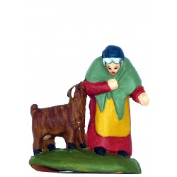 Femme à la chèvre